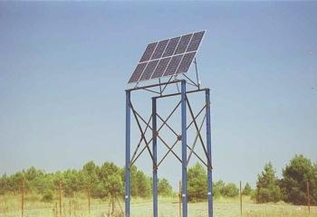 Instalación Aislada torre 1200wp_uso todo el año_TECNOSOL