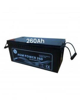 Batería Monoblock AGM POWER 260- a la venta en tienda online TECNOSOL