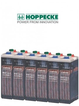Bateria Estacionaria OPZS Hoppecke 6 VASOS o Power VL 2-390 12V 520Ah