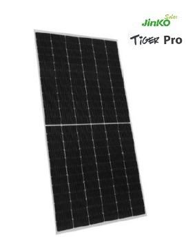 perfil Placa Solar JINKO TIGER Pro 520Wp - a la venta en TECNOSOL