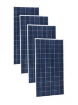 Pack de 4 Placas Solares JINKO 335Wp 24V (72 células) - Tecnosol