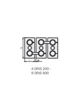 Baterias OPZS Hoppecke 6 VASOS 12v 350Ah - venta online Tecnosol
