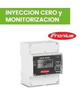 vatímetro para inyección cero Smart Meter FRONIUS 63 A-3  a la venta en TECNOSOL ALBACETE