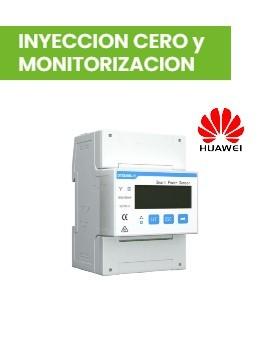 vatímetro para inyección cero Smart Power Sensor DTSU666-H HUAWEI trifásico - a la venta en tienda online TECNOSOL ALBACETE