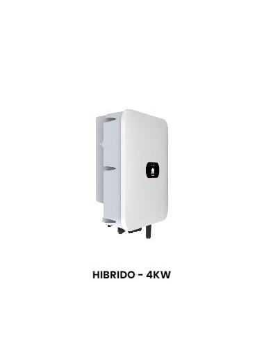 Inversor HUAWEI SUN2000L-4KTL-L1 híbrido para Autoconsumo, monofásico, a la venta en tienda online TECNOSOL ALBACETE