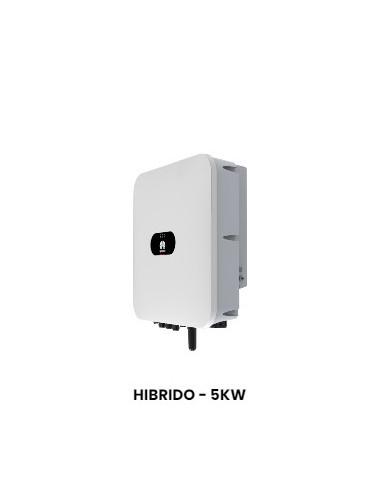 Inversor HUAWEI SUN2000L-5KTL-L1 híbrido MONOFASICO para Autoconsumo, a la venta en tienda online TECNOSOL ALBACETE