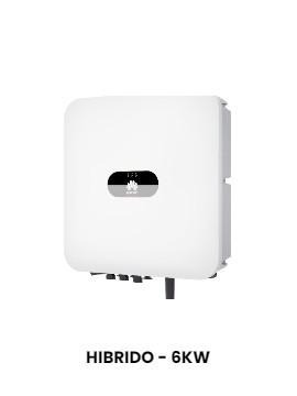 Inversor HUAWEI SUN2000L-6KTL-L1 monofásico híbrido para Autoconsumo, a la venta en tienda online TECNOSOL ALBACETE