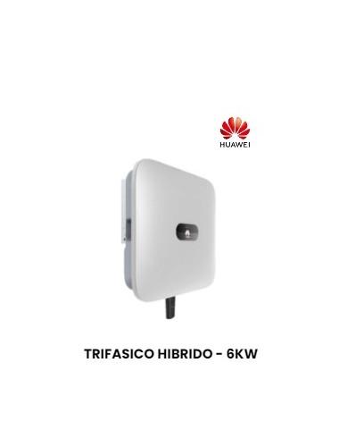 Inversor trifásico híbrido para autoconsumo HUAWEI SUN20006KTL-M0- a la venta en TECNOSOL Albacete
