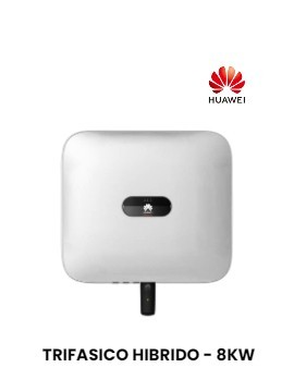 Inversor HUAWEI SUN20008KTL-M1 de 8k de potencia - hibrido y trifásico - a la venta en TECNOSOL