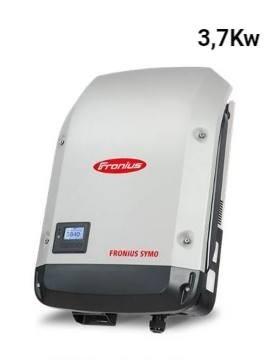 Inversor FRONIUS SYMO 3,7-3-M (3,7KW 2MPPT) trifásico para Autoconsumo, a la venta en tienda online TECNOSOL