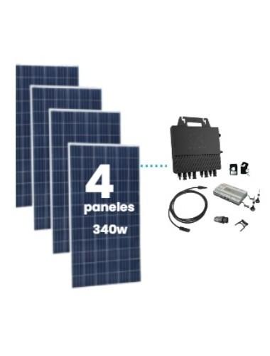 kit-autoconsumo-apsystems-4-placas-solares-340w-jinko a la venta en tienda online TECNOSOL ALBACETE