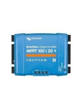 REGULADOR MPPT VICTRON SMART SOLAR 100/30 - A LA VENTA EN tecnosol albacete