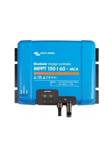 Regulador MPPT Victron Blue Solar 150/60 MC4-tienda TECNOSOL