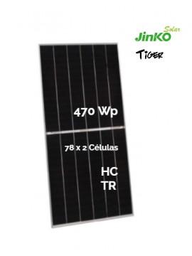 Placa Solar JINKO TIGER 470Wp a la venta en TECNOSOL ALBACETE