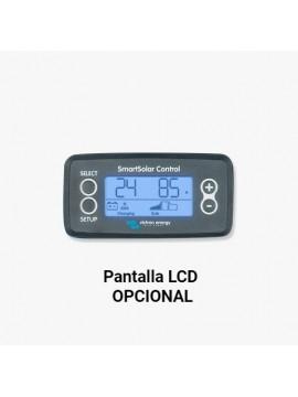 Pantalla LCD para Regulador MPPT VICTRON (opcional)_TECNOSOL