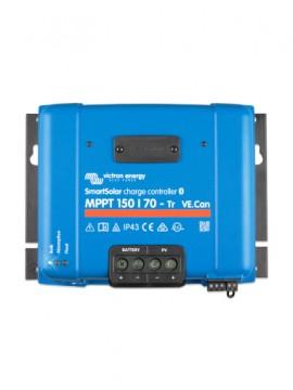 REGULADOR MPPT VICTRON SmartSolar 150-70TR sin pantalla opcional_TECNOSOL