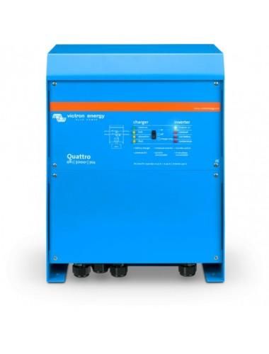 Inversor-Cargador Victron Quattro 12/5000/220 - tecnosol