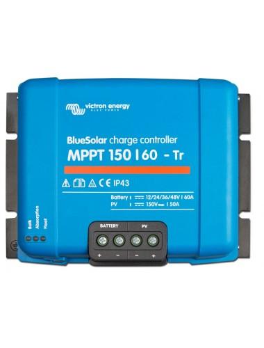 Regulador MPPT Victron BlueSolar 150/60 TR- tienda TECNOSOL