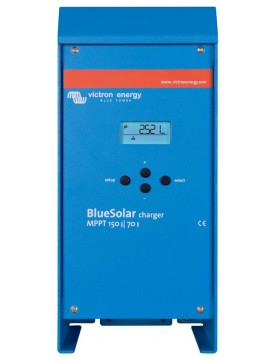 Regulador MPPT Victron BlueSolar 150/70 CAN-bus en TECNOSOL