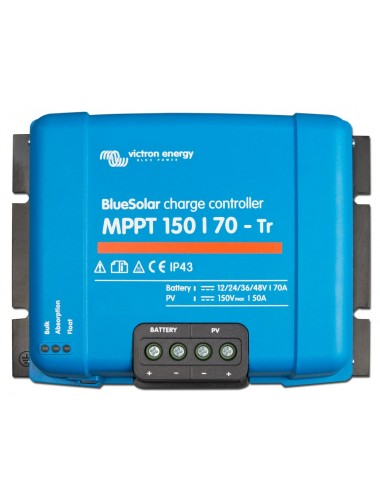 Regulador MPPT Victron BlueSolar 150/70 TR tienda online TECNOSOL