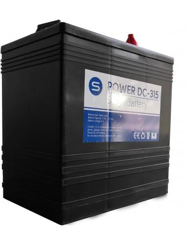 Batería Power DC-315 - tienda online energía solar TECNOSOL