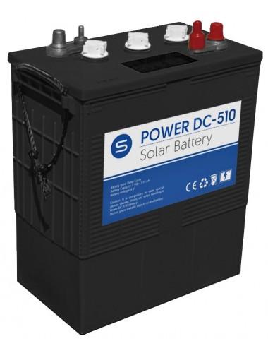 Batería Power DC-510 - tienda online energía solar TECNOSOL