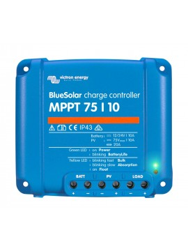 Regulador MPPT Victron BlueSolar 75/10 - tienda onlineTECNOSOL