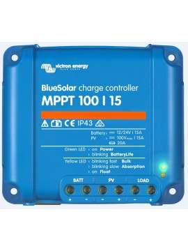 Regulador MPPT Victron BlueSolar 100/15 - tienda onlineTECNOSOL