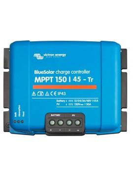 Regulador MPPT Victron BlueSolar 150/45 TR- tienda TECNOSOL