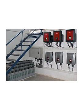 Inversor SUN STORAGE hybrid instalado - venta en tienda TECNOSOL
