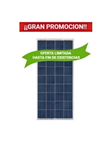Placa Solar SCL 150Wp 12V (36 células) - tecnosolab.com