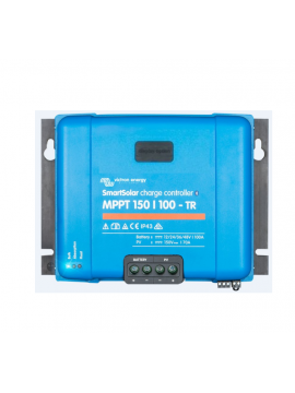 Regulador VICTRON SmartSolar 150-100TR pantalla led opcional_TECNOSOL