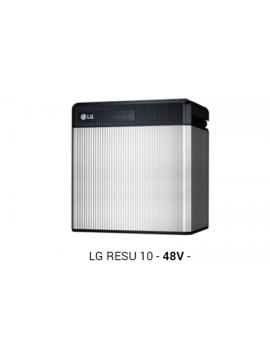 Batería Litio LG RESU 10 48V_TECNOSOL