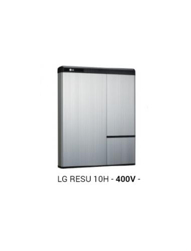 Batería litio LG RESU 10H 400V_TECNOSOL