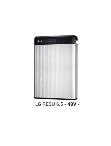 Baterías de ión-litio LG RESU 6.5 48V_TECNOSOL