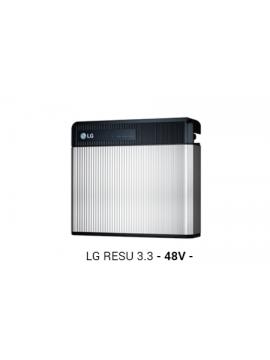Batería litio LG RESU 3.3 48V_TECNOSOL