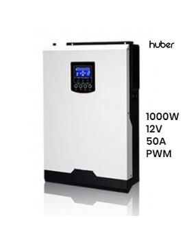 Inversor-Cargador HUBER 1210 50A PWM_tecnosol