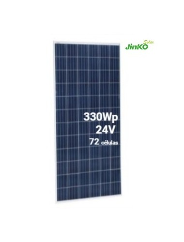 Placa Solar JINKO JKM330PP-72 330Wp 24V (72 celulas)_TECNOSOL