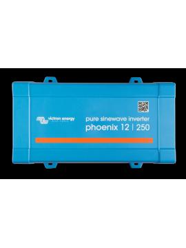 Inversor Victron Phoenix 12V 250VA VE.Direct Schuko