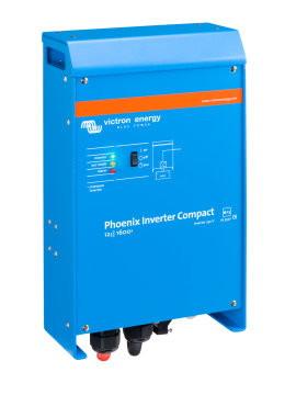 Inversor Victron Phoenix COMPACT 12/1.600 - tecnosol