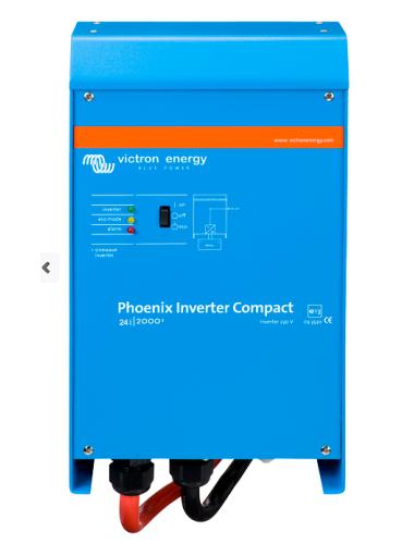 Inversor Victron Phoenix Compact 24V 2000VA - TECNOSOL