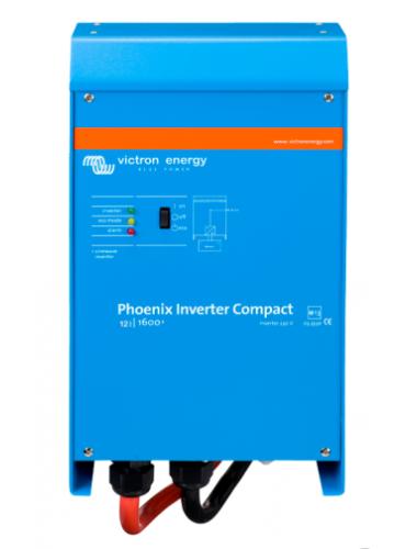 Inversor cargador Victron Multiplus C12/1600/70 - tecnosol