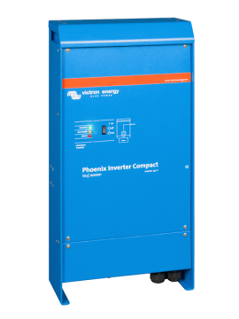 Inversor cargador Victron Multiplus C12/2000/80 - tecnosol