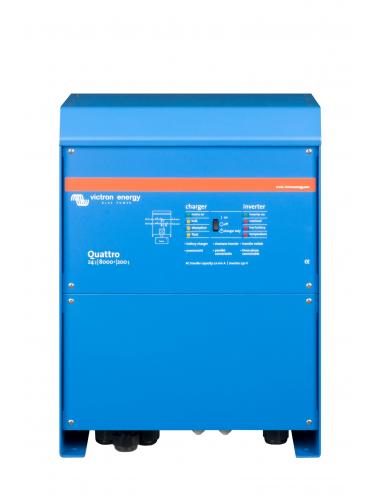 Inversor cargador Victron Quattro 24/8000/200 - tecnosol