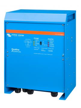 Inversor cargador Victron Quattro 48/5000/70 left - tecnosol