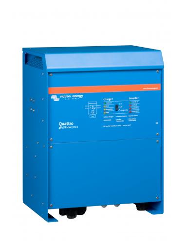 Inversor cargador Victron Quattro 48/8000/110 - TECNOSOL