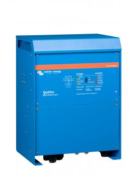 Inversor cargador Victron Quattro 48/10000/140 - TECNOSOL