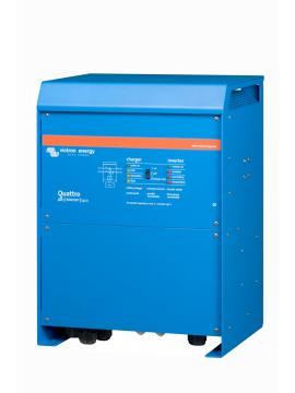 Inversor cargador Victron Quattro 48/10000/140 en TECNOSOL