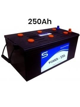 Batería Monoblock SCL 250Ah - tecnosol