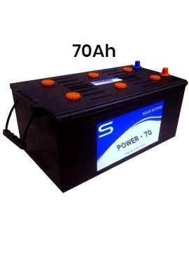 Batería Monoblock SCL 70ah - tecnosol